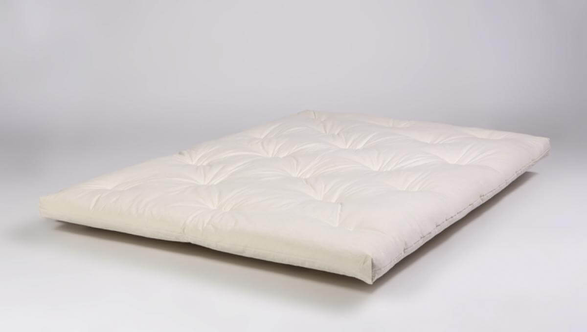 Tradition Futon handcrafted from 100% natural cotton