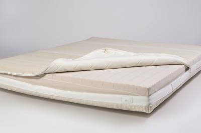 Dorsal Natural Sunflower Foam Mattress Layers