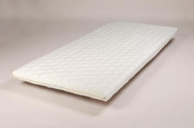 Latex Core Topper 5 (Single Size, Bamboo Blend Cover)